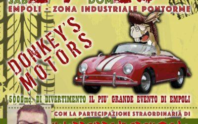 DONKEY'S MOTOR